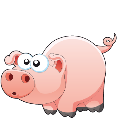 Pig Clipart Image