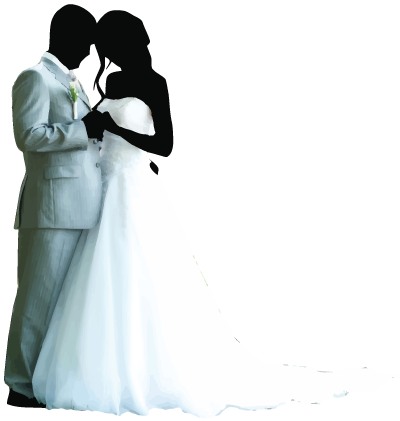Husband And Wife Clipart Image