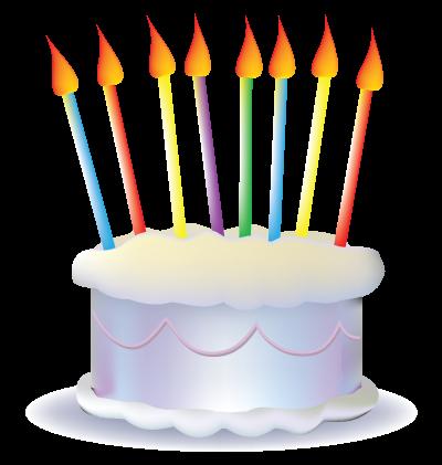 Birthday Cake Clipart Image