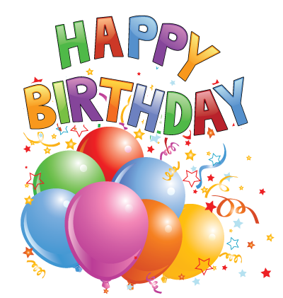 Happy Birthday Clipart Image