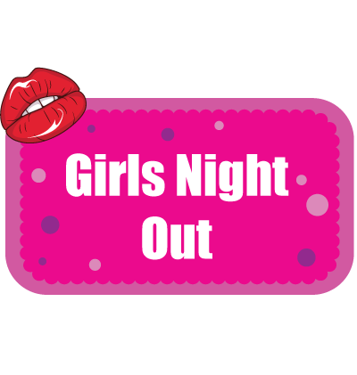 Girls Night Out Clipart Image
