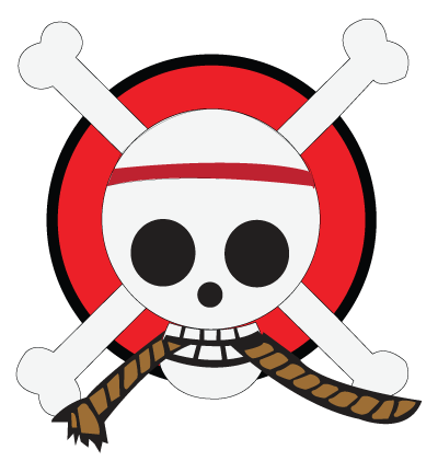 Pirate Skull And Bones Clipart Image