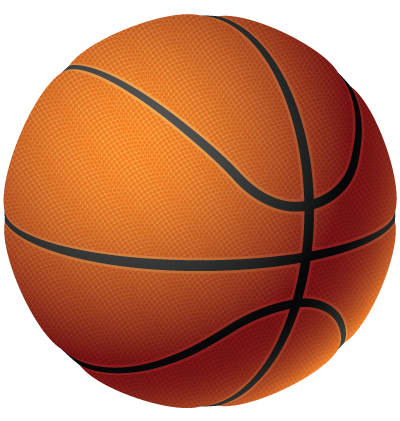 Basketball Clipart Image