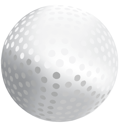 Golf Ball Clipart Image