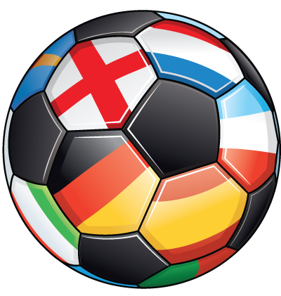 World Football Clipart Image