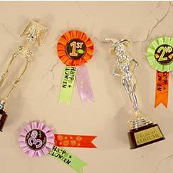 Premios y Trofeos de Halloween