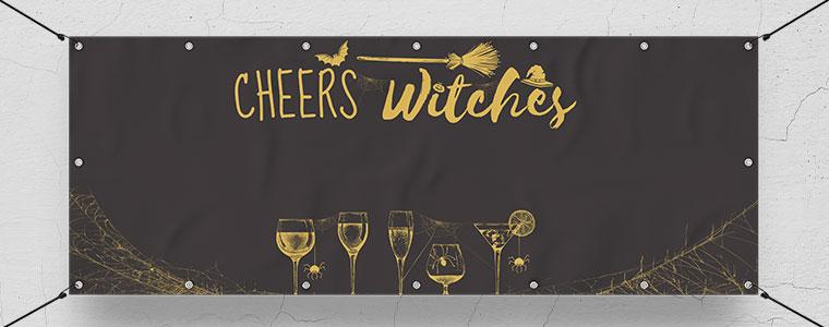 Halloween Pancartas Personalizados