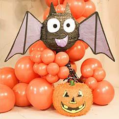 Pinatas de Halloween