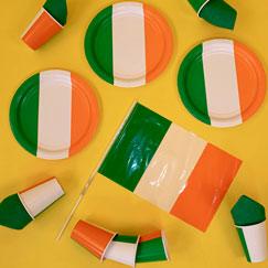 Suministros para fiestas en Irlanda