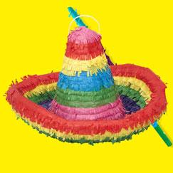 Pinatas Fiesta Mexicana