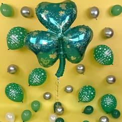 Globos Del Día Del St Patrick