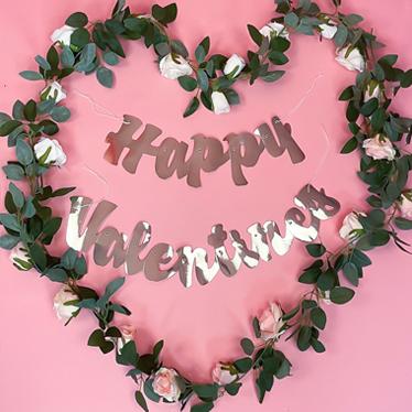 Decoraciones del día de San Valentín