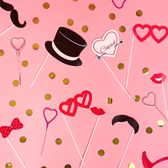 Accesorios del Día de San Valentín