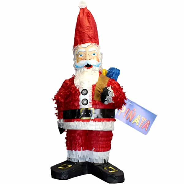 3D Santa Claus bash em Piñata - Unidad