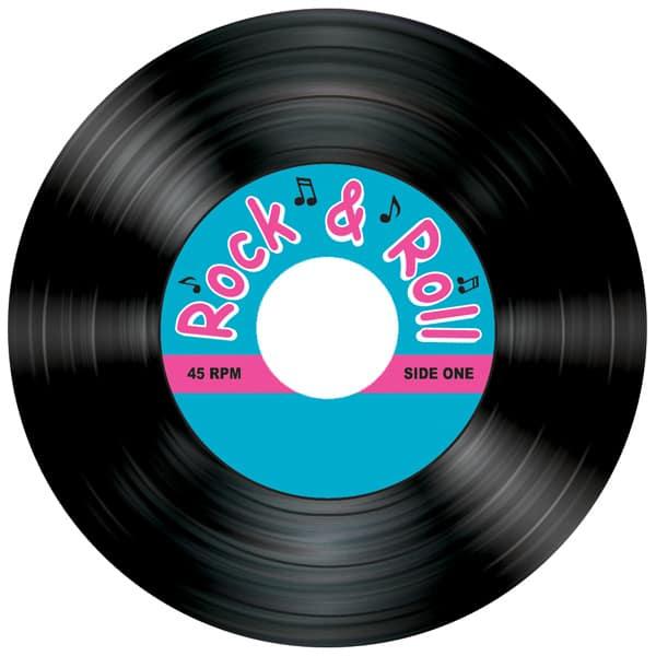 8 Rock and Roll Tem??ticos Posavasos