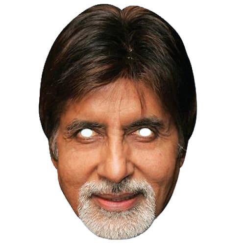 Amitabh Bachchan Máscara de Cartón - Unidad