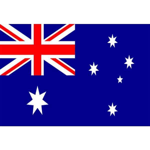 Bandera de Australia 150 x 90 cm