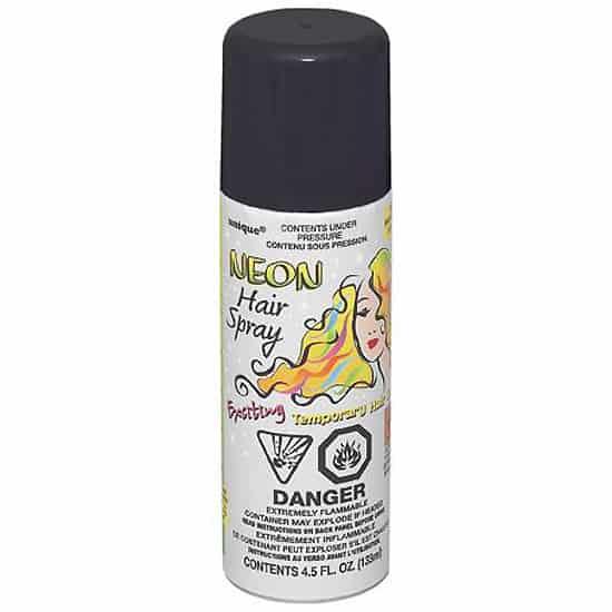 Spray de Pelo Negro