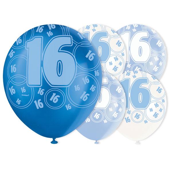Paquete De 9 Globos Confeti transparentes Baby Shower Con cinta que empareja Rosa//Azul