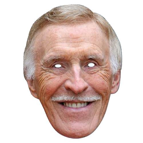 Bruce Forsyth Persona Famosa Fiesta Máscara - Unidad