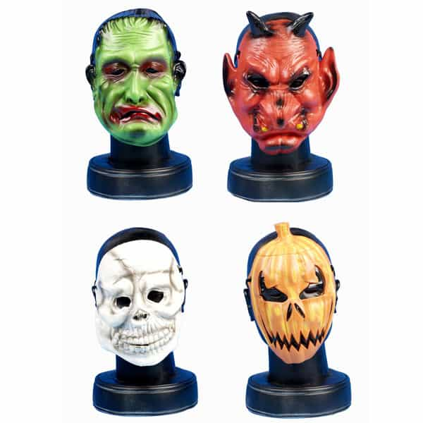 Niños Máscaras de Halloween