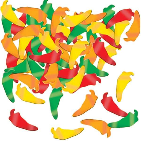 Confeti de Mesa de Chile Rojos - 28 Gramos