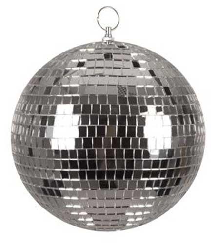 Bola de Discoteca Deluxe Mirror - 20cm
