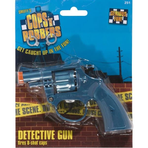 Revolver de Detective