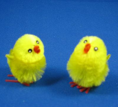 Pollito De Pascua 5 cm - Unidad