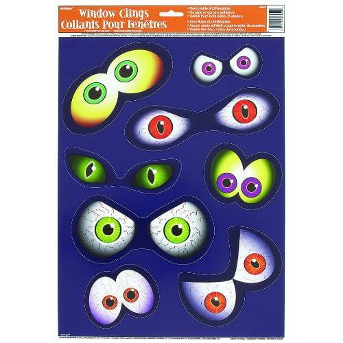 Plancha colgante de Ojos para ventana