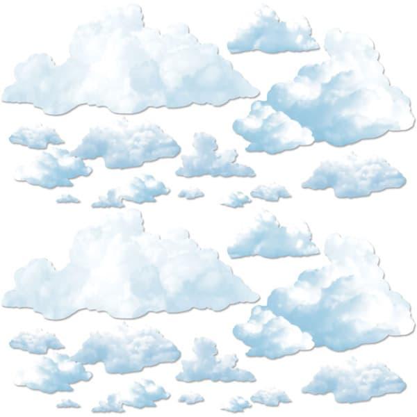 Agregados de entorno de Nubes esponjosas