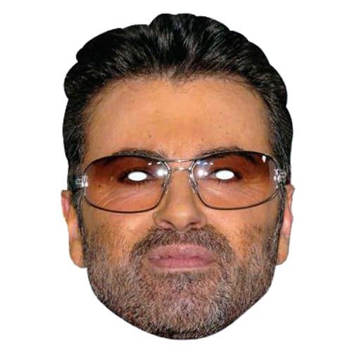 George Michael Persona Famosa Fiesta Máscara - Unidad