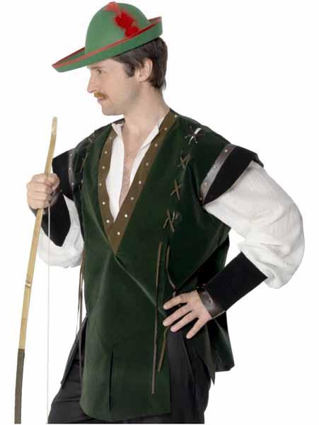 Sombrero Verde Robin Hood