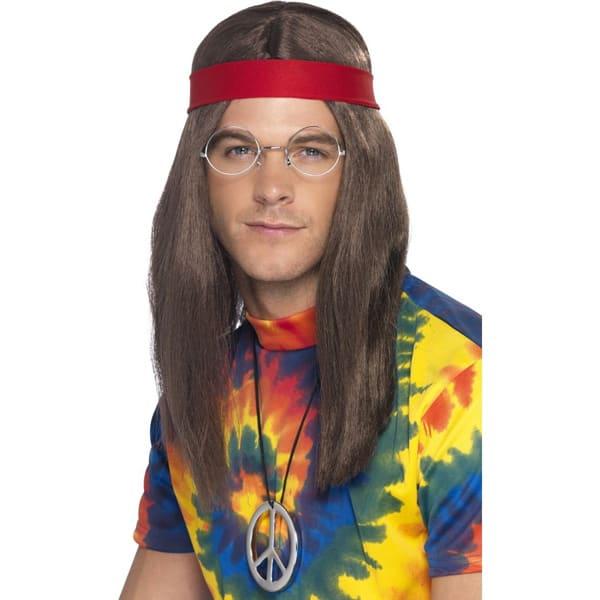 Kit Hombre Hippy - Ahora con Anteojos
