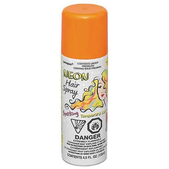 Spray Pelo Naranja