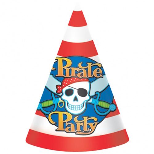 Gorrito para Fiesta de Piratas