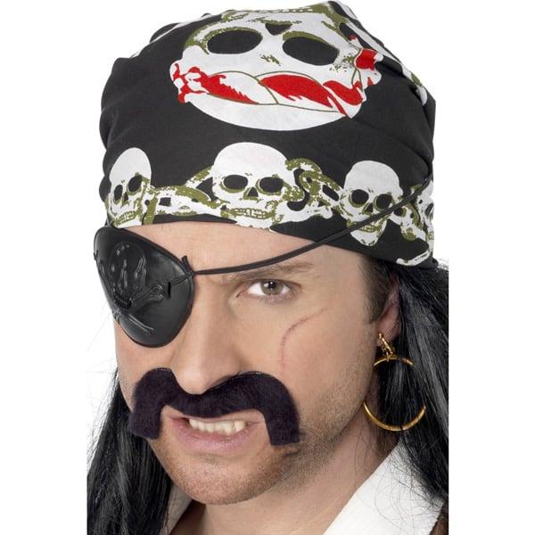 Bandana Pirata Calavera - Venta por Unidad