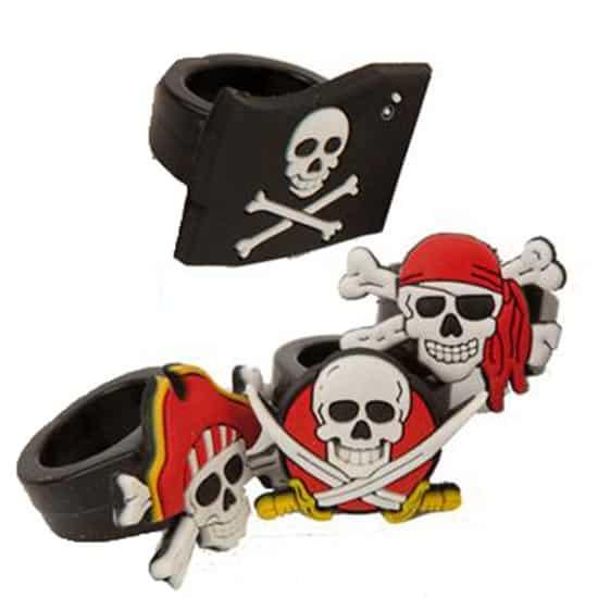 Anillo de Caucho del Pirata Surtido