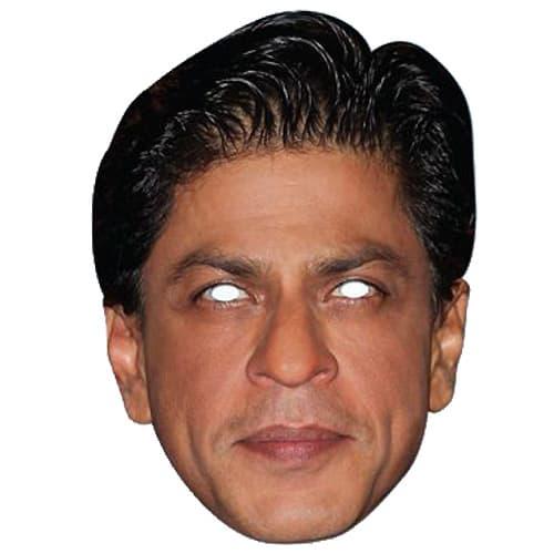 Shah Rukh Khan Máscara de Cartón - Unidad