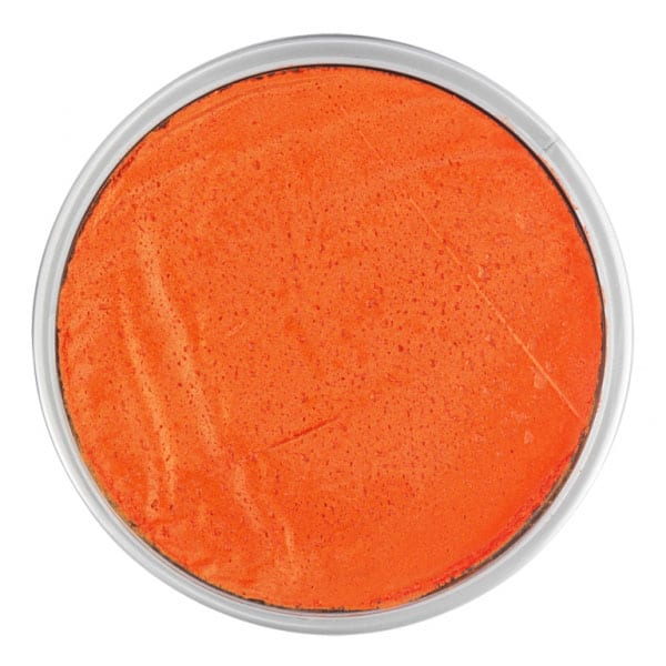 Pintura Facial Snazaroo Naranja con Brillos