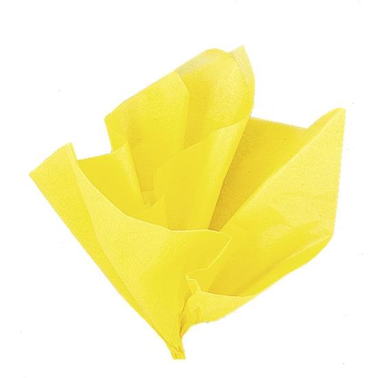 Papel de Seda Amarillo