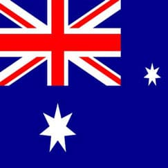 Suministros para fiesta en Australia
