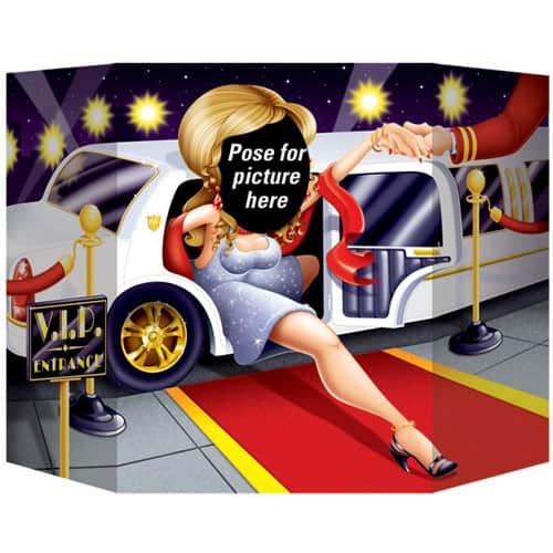 Cartel de foto de Noche de Premios para mujeres