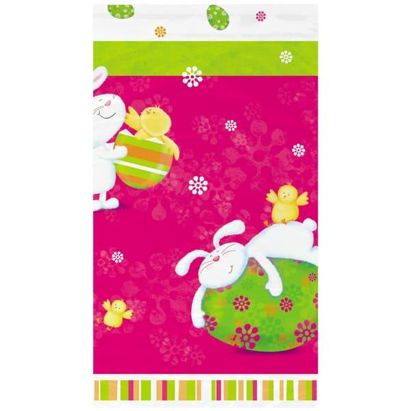 Bunny Pals Mantel De Plástico 213Cm X 137Cm