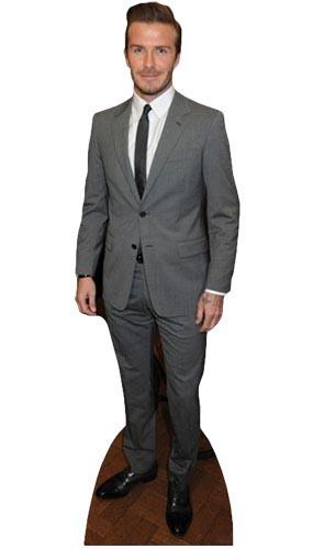 David Beckham Traje Figura de cartón tamaño natural