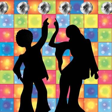 Suministros de fiesta disco