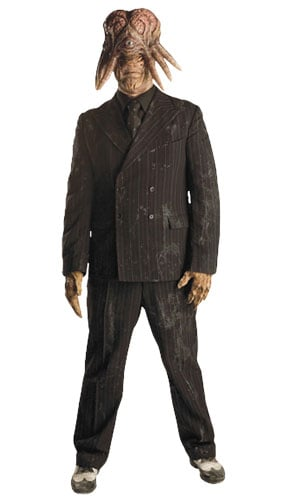 Dalek Sec Hybrid 186cm Tamaño real Figura de cartón