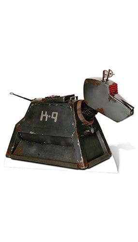 K9 59cm Tamaño real Figura de cartón