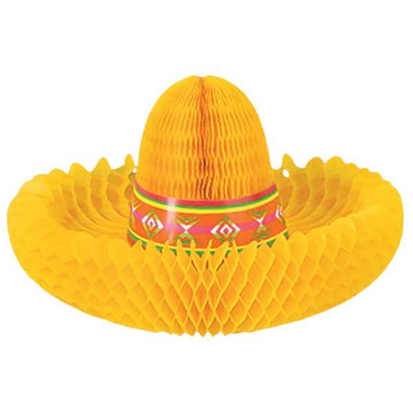 Centro de mesa de Fiesta Sombrero