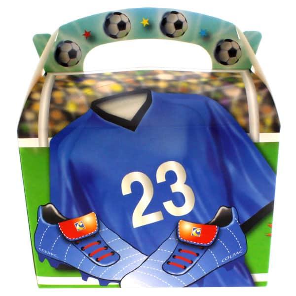 Caja De Fiesta De Fútbol - Unidad